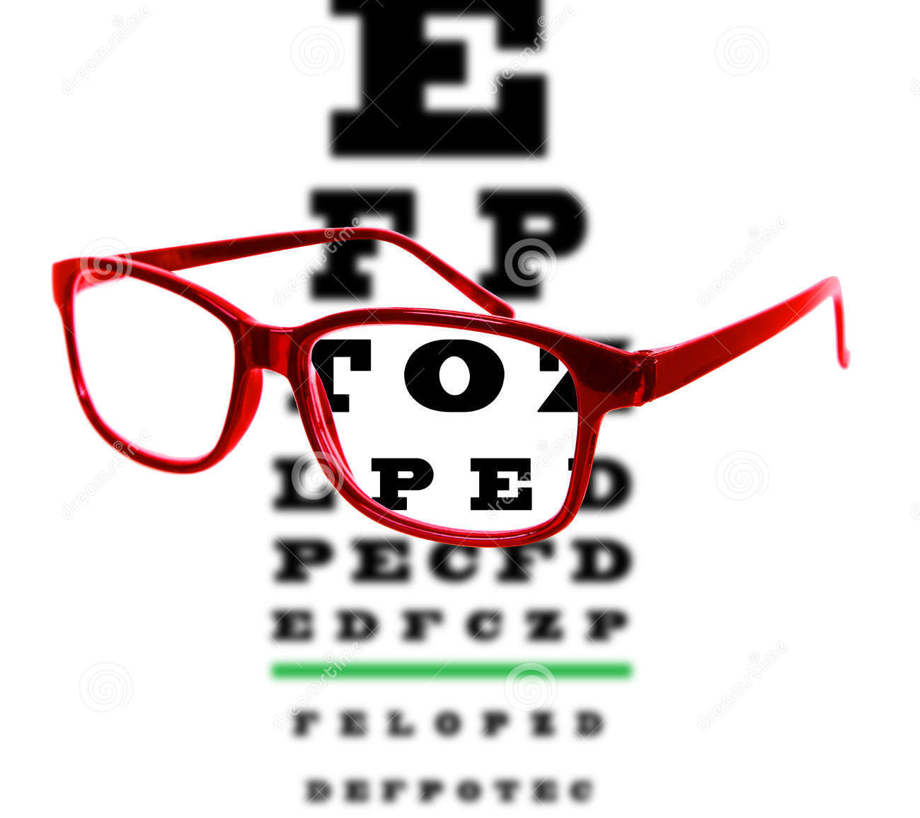 Eye care services instore optician independent family eyecare httpdreamstimeroyalty free stock geenschuldenfo Images